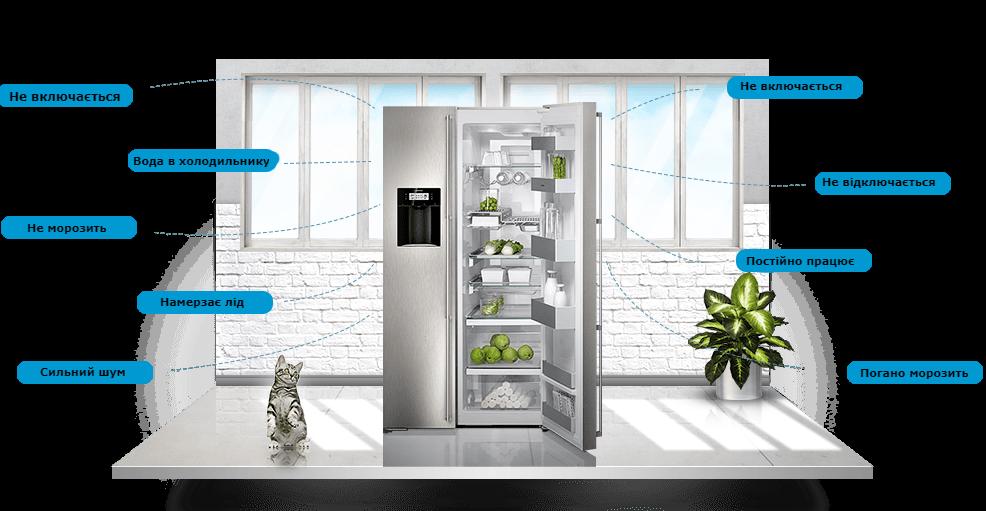 холодильник-проблеми